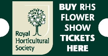 Buy RHS flower show tickets here